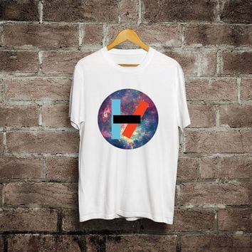 21 pilots Band Logo Colorful T-Shirt