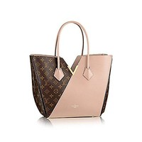 Authentic Louis Vuitton Kimono Tote Monogram Canvas Handbag Article: M40508 Dune Made in France  Louis Vuitton Handbag