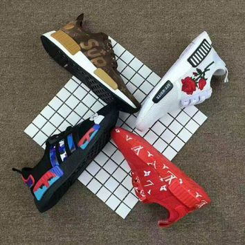 Adidas NMD Woman Fashion Running Sneakers Sport Shoes