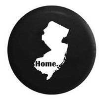 New Jersey Home State Edition RV Camper Jeep Spare Tire Cover