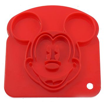 disney parks best of mickey utensil toast press new with tag