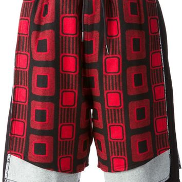 Nasir Mazhar layered short
