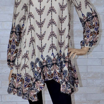 Just A Piece of the Puzzle Tunic - Jodifl