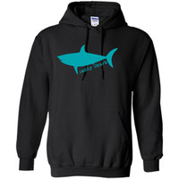 Mens Mens Daddy Shark t shirt