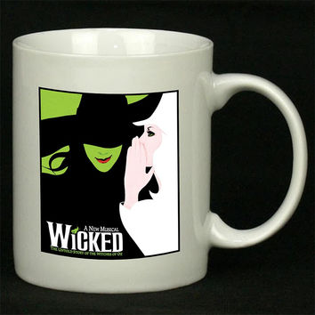 Wicked Woman For Ceramic Mugs Coffee *