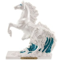 Trail of Painted Ponies A Gift From The Sea Figurine, 8-1/2-Inch