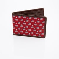Flags Billfold Wallet