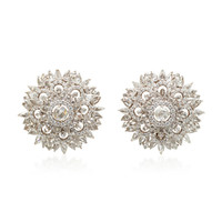 Diamond Stud Earrings | Moda Operandi