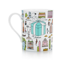 Tiffany & Co. - Tiffany & Co.®:Fifth Avenue Mug