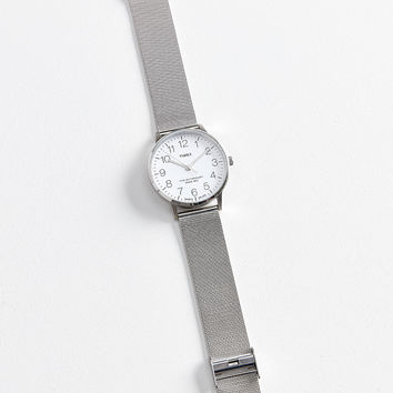 Timex The Waterbury Watch | Urban Outfitters