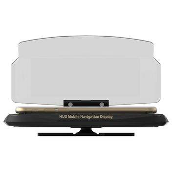 Smartphone Projector Heads Up Navigation Display
