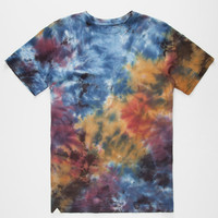 Altamont Electric Clouds Mens T-Shirt Royal Combo  In Sizes