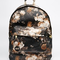 Mi-Pac Backpack in Bloom Floral Print