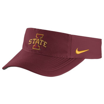 Iowa State Cyclones Nike Dri-FIT® Training Visor – Cardinal
