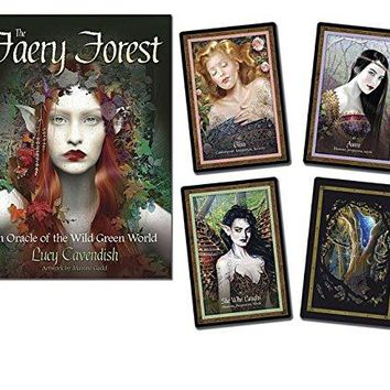 The Faery Forest Oracle TCR CRDS