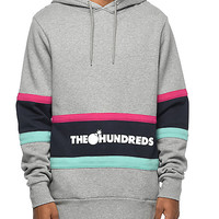The Hundreds Briggs Grey Hoodie | Zumiez