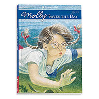 American Girl® Bookstore: Molly Saves the Day - Paperback