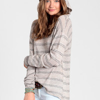 Elm Striped Sweater by Brandy Melville - $55.00 : ThreadSence.com, Free-spirited fashion for the indie-inspired lifestyle