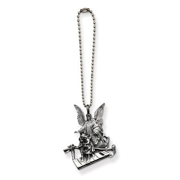 Guardian Angel Car Charm