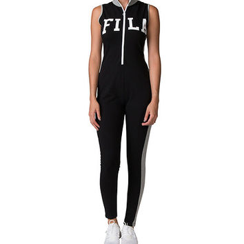 FILA Roseann Unitard - Black | Jimmy Jazz - LW173E98
