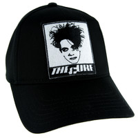 The Cure Robert Smith Hat Baseball Cap Alternative Gothic Clothing Disintegration