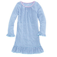 Girls Vineyard Whale Nightgown