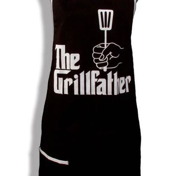 Apron-The Grill Father