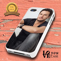 luke bryan country singer for iphone, ipod, samsung galaxy, HTC and Nexus Case
