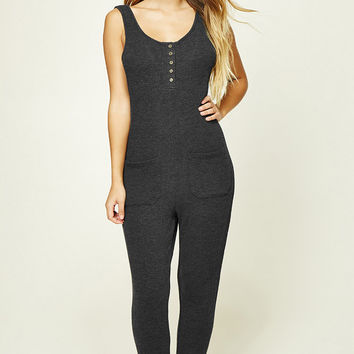 Two-Pocket PJ Jumpsuit