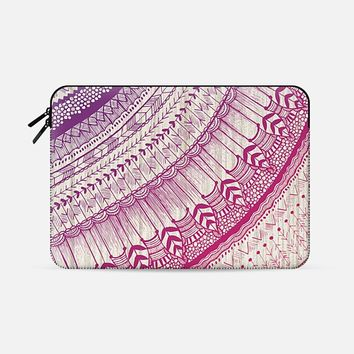 """Be Kind Macbook Pro 15"""" sleeve by Rose 