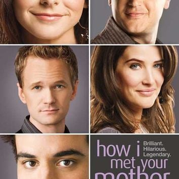How I Met Your Mother 11x17 TV Poster (2005)