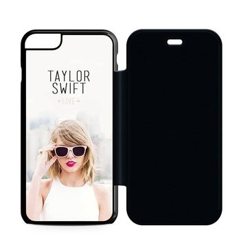 Taylor Swift Style Flip Case iPhone 6 | iPhone 6S | iPhone 6S Plus  Case