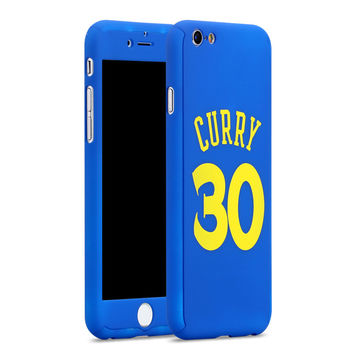 Nba Sports Basketball Star Full Body Protector Case Cover for iPhone 6/6s Steph Curry