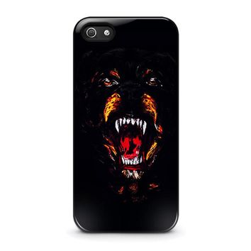 GIVENCHY ROTTWEILER iPhone 5 / 5S / SE Case Cover