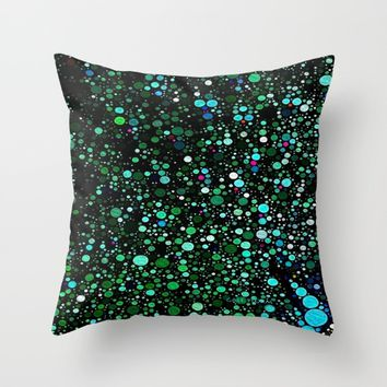 :: Proud Peacock :: Throw Pillow by :: GaleStorm Artworks ::