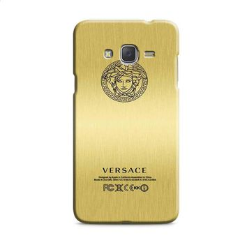 Versace Gold Edition 2 Samsung Galaxy J7 2015 | J7 2016 | J7 2017 Case