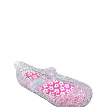 Wonder Nation Toddler Girls' Casual Jelly Mary Jane