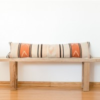 Local + Lejos Catarina Lumbar Pillow