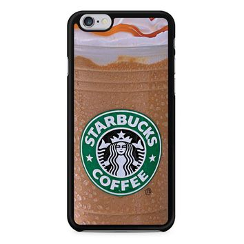 Starbucks Coffee Blanded 2 iPhone 6/6s Case