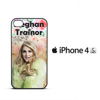 Meghan Trainor X2191 iPhone 4 | 4S Case