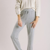 Katherine Heather Grey Sweatpants