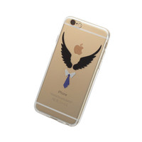 iPhone Castiel Supernatural Case