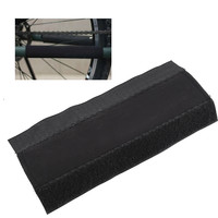 Durable Cycling Chain Stay Chainstay Bike Bicycle Guard Cover Frame Black Protector free shipping new
