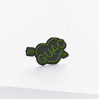 Move In Silence Guac Pin | Urban Outfitters