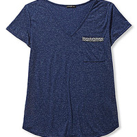 Moa Moa Pocket Top | Dillards.com