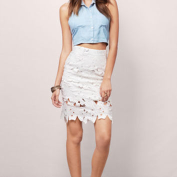 This Side Of Me Skirt $39