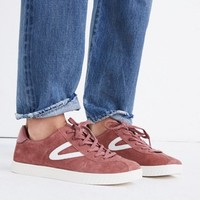 Tretorn® Camden 2 Sneakers in Rose Suede