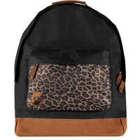 Mi-pac Backpack leopard pocket