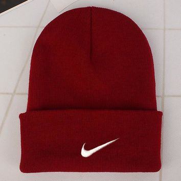 Nike Fashion Edgy Winter Beanies Knit Hat Cap-14