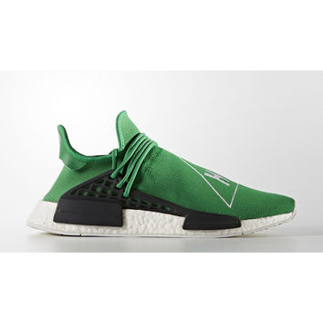 Adidas Hu NMD x Pharrell Williams Green/Green/White (Hu) BB0620
